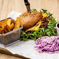 tépett-tarjaburger